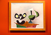 'Nature Morte' 1939 by Pablo Picasso (1881-1973), oil on canvas, Kode 4 art gallery Bergen, Norway - check copyright status for intended use