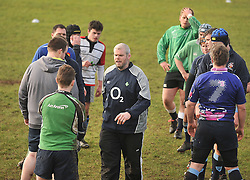 Castlebar Junior Rugby Coach Peter Bracken,<br /> Pic Conor McKeown