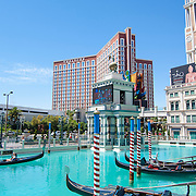 The Venetian hotel. Las Vegas, NV. USA.