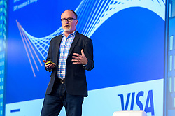 20170627       Copyright image 2017&copy;<br /> Jim McCarthy, EVP Innovation and Stategic Partnerships, Visa, Tuesday, June 27th 2017 during the Money 20/20 Europe Fintech event held in Copenhagen, Denmark. The Initiative showcases the best Fintech Startups developing the 'next big thing' in payments.<br /> #everywhereinitiative <br /> For further info please contact<br /> Eesley, Erika <br /> <br /> For photographic enquiries please call Anthony Upton 07973 830 517 or email info@anthonyupton.com <br /> This image is copyright Anthony Upton 2017&copy;.<br /> This image has been supplied by Anthony Upton and must be credited Anthony Upton. The author is asserting his full Moral rights in relation to the publication of this image. All rights reserved. Rights for onward transmission of any image or file is not granted or implied. Changing or deleting Copyright information is illegal as specified in the Copyright, Design and Patents Act 1988. If you are in any way unsure of your right to publish this image please contact +447973 830 517 or email: info@anthonyupton.com