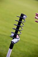 NUMANSDORP - golfbal in ballenspiraal .Golfclub Cromstrijen. COPYRIGHT KOEN SUYK