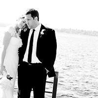 Lake Washington portrait session before a Seattle wedding.