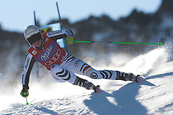 22.10.2011, Rettenbachferner, Soelden, AUT, FIS World Cup Ski Alpin, Damen, Riesenslalom, im Bild Viktoria Rebensburg (GER) // during Ladies ginat Slalom at FIS Worldcup Ski Alpin at the Rettenbachferner in Solden on 22/10/2011. EXPA Pictures © 2011, PhotoCredit: EXPA/ Johann Groder