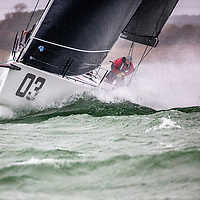 Fast40+ Round 6 Royal Southern Yacht Club