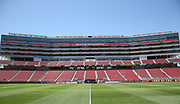 Inside view of the Levis Stadium during the AON Tour 2017 match between Real Madrid and Manchester United at the Levi's Stadium, Santa Clara, USA on 23 July 2017.