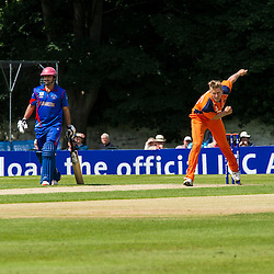 Netherlands v Afghanistan | T20 qualifers Edinburgh | 9 July 2015