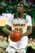 WACO, TX - DECEMBER 18: Taurean Prince #35 of the Baylor Bears shoots the ball against the Northwestern State Demons on December 18 at the Ferrell Center in Waco, Texas.  (Photo by Cooper Neill/Getty Images) *** Local Caption *** Taurean Prince