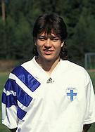15.06.1993, Eerikkil?, Finland..Jari Litmanen - Finland.©JUHA TAMMINEN