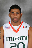 2010 Hurricanes Men's Basketball