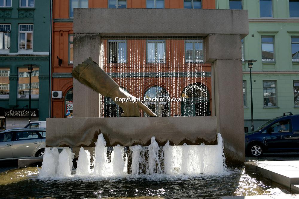 Oslo Norge 2006 07<br /> Staty o vattenfall i Oslo<br /> <br /> <br /> ----<br /> FOTO : JOACHIM NYWALL KOD 0708840825_1<br /> COPYRIGHT JOACHIM NYWALL<br /> <br /> ***BETALBILD***<br /> Redovisas till <br /> NYWALL MEDIA AB<br /> Strandgatan 30<br /> 461 31 Trollh&auml;ttan<br /> Prislista enl BLF , om inget annat avtalas.