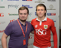 - Photo mandatory by-line: Dougie Allward/JMP - Mobile: 07966 386802 - 10/02/2015 - SPORT - Football - Bristol - Ashton Gate - Bristol City v Port Vale - Sky Bet League One