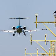 20160605 Vliegtuigen landend op Schiphol