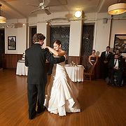 David Brown and Kaitlyn Waterson : The Reception