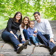 Kirschner family - Central Park, NY