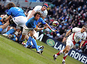England v Italy - RBS Six Nations 2009