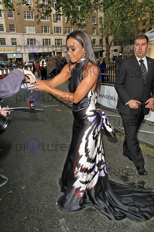 LONDON - MAY 29: Kelly Rowland attends the Glamour Women Of The Year Awards, Berkeley Square, London, UK. May 29, 2012. (Photo by Richard Goldschmidt)