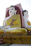 Myanmar, Mon District, Bago, Kyaik Pun Paya