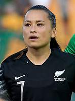 International Women's Friendly Matchs 2019 / <br /> Cup of Nations Tournament 2019 - <br /> Australia v New Zealand 2-0 ( Leichhardt Oval Stadium - Sidney,Australia ) - <br /> Alexandra Lowe Riley of New Zealand