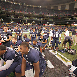 2008 December, 20: During the Joe Johnson Pontchartrain All Star Classic presented by NOLA.com between the Northshore and the Southshore at the Louisiana Superdome in New Orleans, LA.