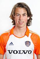 ZEIST- Mats Prins van Nederlands Jongens B. FOTO KOEN SUYK