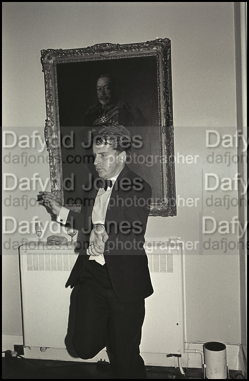 CAPT. HON JEREMY STOPFORD, Blues and Royals, Cambermere Barracks, 12 July 1983,