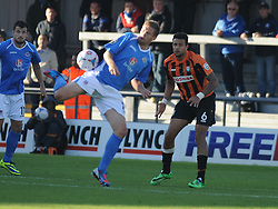 Barnet v Eastleigh, Vanarama Conference, Saturday 4th October 2014