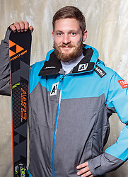 08.10.2016, Olympia Eisstadion, Innsbruck, AUT, OeSV Einkleidung Winterkollektion, Portraits 2016, im Bild Johannes Aujesky, Skicross, Herren // during the Outfitting of the Ski Austria Winter Collection and official Portrait Photoshooting at the Olympia Eisstadion in Innsbruck, Austria on 2016/10/08. EXPA Pictures © 2016, PhotoCredit: EXPA/ JFK