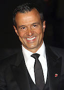 November 9, 2015 - Jorge Mendes attending The World Premiere of 'Ronaldo' at Vue West End, Leicester Square in London, UK.<br /> ©Exclusivepix Media