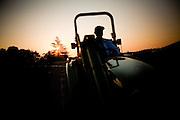 Farming in Oregon and Washington
