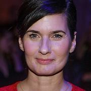 NLD/Amsterdam/20150302 - Uitreiking TV Beelden 2015, Stella Gomans