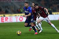 Milan-Lazio - Tim Cup 2017/18 - Semifinale di andata - Nella foto: Ciro Immobile   - Lazio