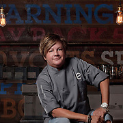 Executive Chef and owner Jeannie Pierola opens her latest restaurant Edison in Tampa.  [WILLIE J. ALLEN JR., Times]