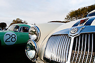 1957 MG 1500: Eaton Family Collection