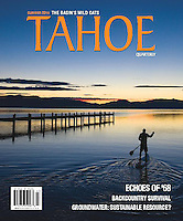 Tahoe Quarterly Cover<br />