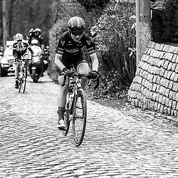 25-02-2017: Wielrennen: Omloop Het Nieuwsblad: Gent  <br /> Elisa Longo Borghini