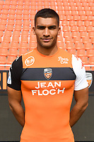 Lindsay Rose during photoshooting of FC Lorient for new season 2017/2018 on September 12, 2017 in Lorient, France. (Photo by Philippe Le Brech/Icon Sport)