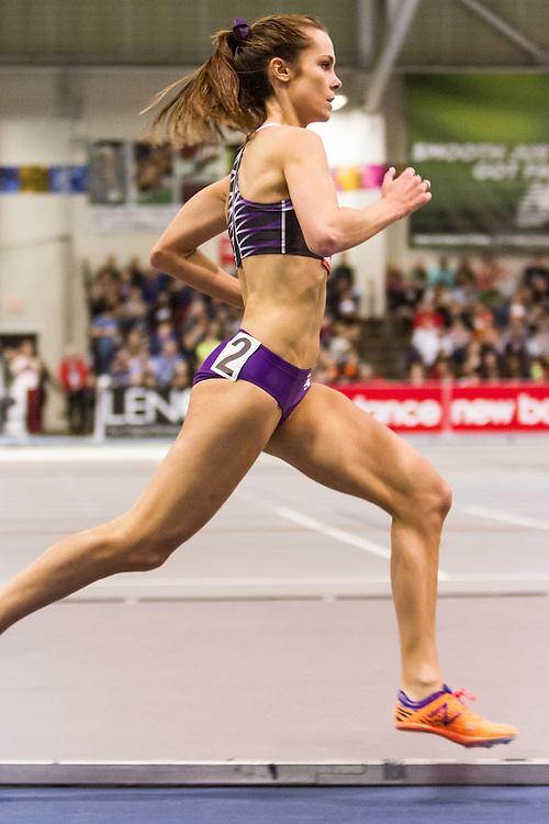 New Balance Indoor Grand Prix Track & FIeld:   Women's 2000 meters,