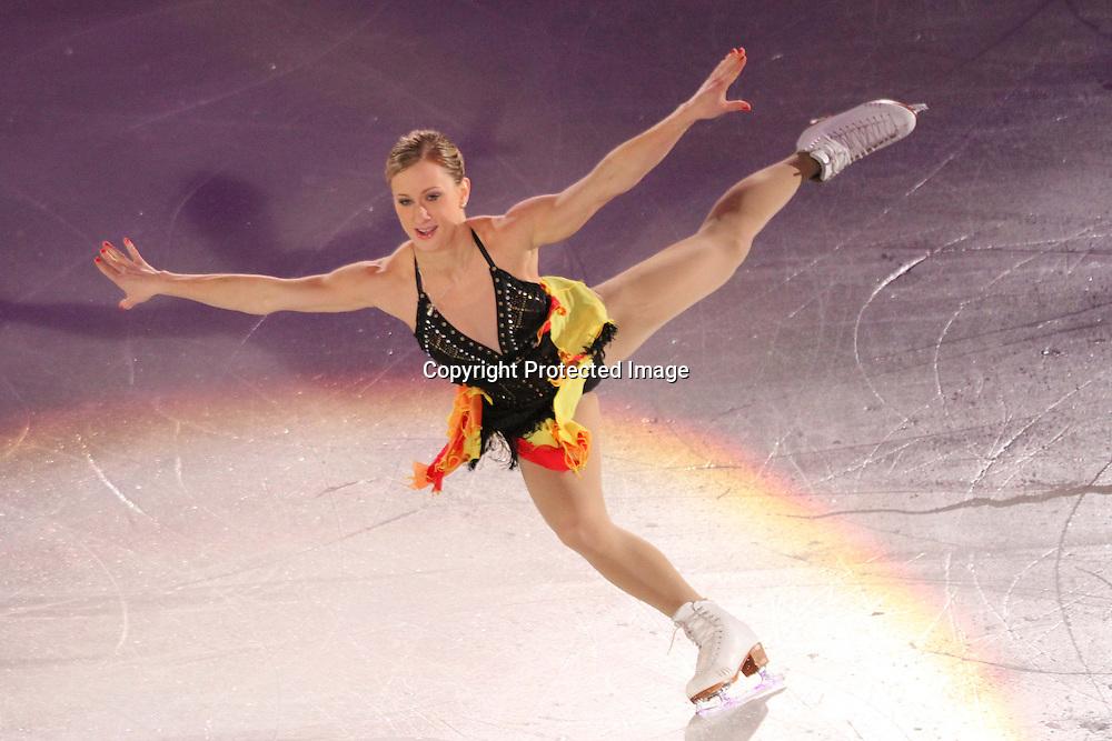 Joannie Rochette (CAN), NOVEMBER 01, 2009 - Figure Skating : ISU Grand Prix of Figure Skating 2009/2010, 2009 Skate China Exhibition at Capital Indoor Stadium, Beijing, China. (Photo by Akihiro Sugimoto/AFLO SPORT) [1080]