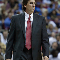BASKETBALL - NBA - ORLANDO (USA) - 03/11/2008 -  .ORLANDO MAGIC V CHICAGO BULLS (96-93) - VINNY  DEL NEGRO / CHICAGO BULLS