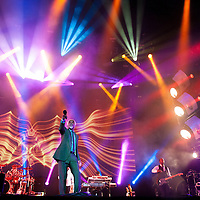 Billy Ocean preforms at Rewind.                   Images from Rewind Scotland 2014 held at Scone Palace Perth on 19th/20th July 2014.