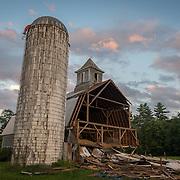 Historic Westside Road barn