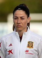 International Women's Friendly Matchs 2019 / <br /> Womens's Algarve Cup Tournament 2019 - <br /> Spain v Netherlands 2-0 ( Municipal Da Bela Vista Stadium- Parchal,Portugal ) - <br /> Maria Victoria Losada of Spain