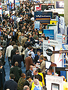 Business owners gather for the 5th Annual New York Expo for Business at the Javit's Center to find solutions and knowledge to gain a competitive edge.