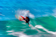 photography,Hawaii surf,speed blur,unknown surfer,surf pics,
