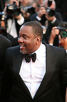 Lee Daniels at The Paperboy gala screening red carpet at the 65th Cannes Film Festival France. Thursday 24th May 2012 in Cannes Film Festival, France.