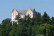 Schloss Lichtenberg, Niedernhausen, Fischbachtal, Odenwald, Hessen, Deutschland   Castle Lichtenberg, Niedernhausen, Fischbachtal, Odenwald, Hesse, Germany