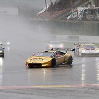 #90, Racing Lamborghini Huracán, Raton, A.Di Folco , Lamborghini BlancPain Super Trofeo 2015