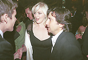 Sophie Dahl and Griffin Dunne. Miramax post Oscar party. Beverley Hills Hotel. 26 March 2000. © Copyright Photograph by Dafydd Jones 66 Stockwell Park Rd. London SW9 0DA Tel 020 7733 0108 www.dafjones.com
