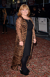 Lesley Nicol attends an exclusive charity preview screening of Downton Abbey on behalf of The Cinema and Television  Benevolent Fund  at The Empire, Leicester Square on Wednesday 17th September 2014