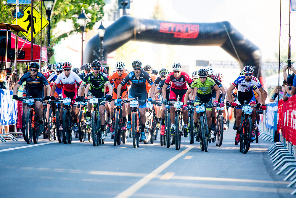 The Pro men start the Capitol 50 race Sunday morning.